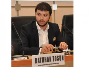 ISSA Türkiye Başkanı Batuhan Tosun